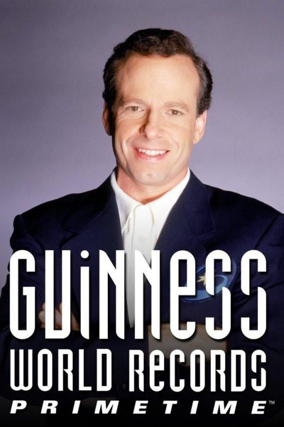 Mark Thompson Guinness World Records Primetime