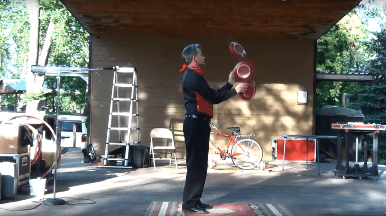 Juggles Ceramic Plates and more